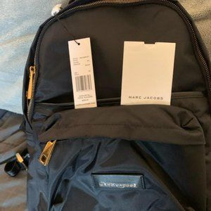 Marc Jacobs Large Nylon Varsity  Backpack